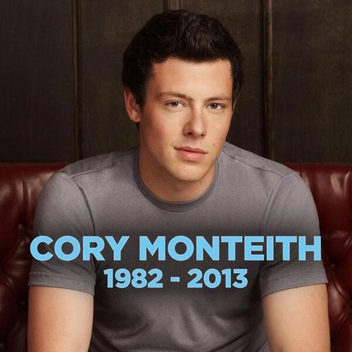 RIP Cory Monteith